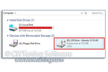 WinTuning: Tweak and Optimize Windows 7, 10, 8 - CD and DVD: Deny write access