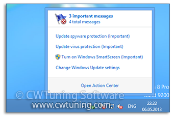 WinTuning: Tweak and Optimize Windows 7, 10, 8 - Disable Windows Security Center Service