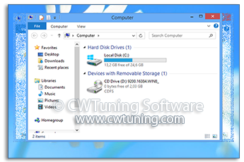 WinTuning: Tweak and Optimize Windows 7, 10, 8 - Disable Aero Shake