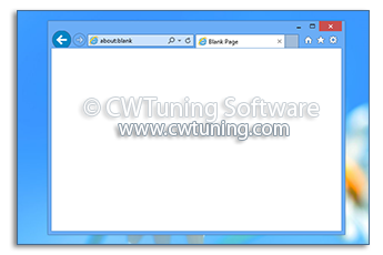 WinTuning: Tweak and Optimize Windows 7, 10, 8 - New tab appearance