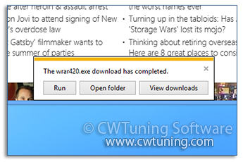 Disable download complete notification - WinTuning Utilities: Optimize, boost, maintain and recovery Windows 7, 10, 8 - All-in-One Utility