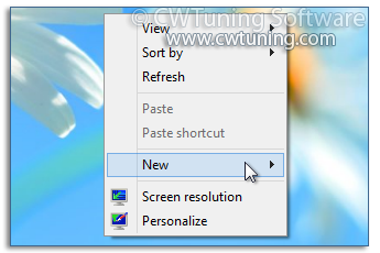 WinTuning: Tweak and Optimize Windows 7, 10, 8 - Menu show delay