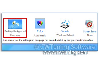 Restrict Wallpaper selection - WinTuning Utilities: Optimize, boost, maintain and recovery Windows 7, 10, 8 - All-in-One Utility