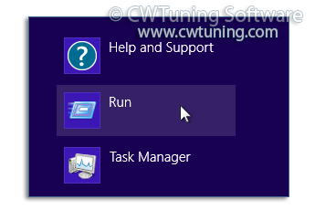 WinTuning: Tweak and Optimize Windows 7, 10, 8 - Remove «Run» item