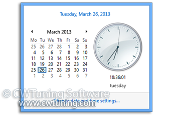 Synchronize Internet time every - WinTuning Utilities: Optimize, boost, maintain and recovery Windows 7, 10, 8 - All-in-One Utility