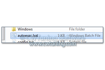 Disable Command Prompt and Bat files - This tweak fits for Windows 7