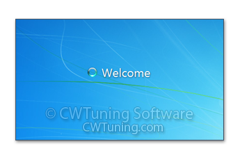 Hide the Welcome Screen of logon - This tweak fits for Windows 7