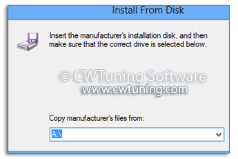 Don't search hardware drivers on CD disks - This tweak fits for Windows 8