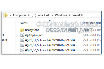 Disable Windows Prefetcher - This tweak fits for Windows 8