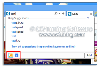 Use Google search - This tweak fits for Windows 8