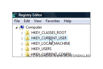 Prevent access to registry editing tools - This tweak fits for Windows Vista