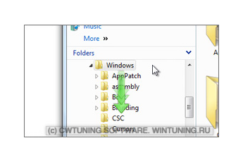 Enable Auto-Expand Folders - This tweak fits for Windows Vista