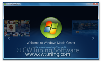 Disable Windows Media Center - This tweak fits for Windows Vista