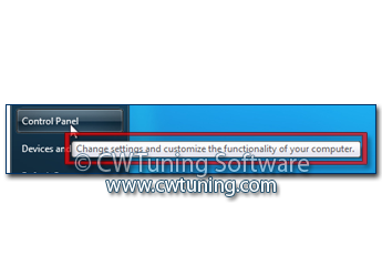 WinTuning 7: Optimize, boost, maintain and recovery Windows 7 - All-in-One Utility - Remove Balloon tips on Start Menu items