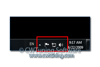 WinTuning 7: Optimize, boost, maintain and recovery Windows 7 - All-in-One Utility - Hide the notification area
