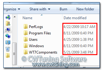 WinTuning 7: Optimize, boost, maintain and recovery Windows 7 - All-in-One Utility - Enable last access update for folders