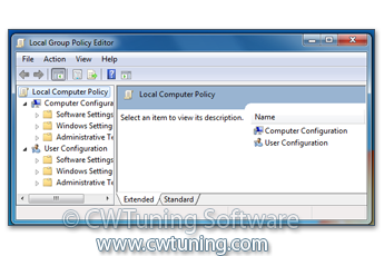 WinTuning 7: Optimize, boost, maintain and recovery Windows 7 - All-in-One Utility - Restrict Management Console Snap-ins
