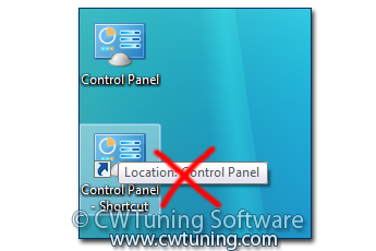WinTuning 7: Optimize, boost, maintain and recovery Windows 7 - All-in-One Utility - Disable info tip for shortcuts