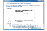 WinTuning 7: Optimize, boost, maintain and recovery Windows 7 - All-in-One Utility - Change User Account Control (UAC) settings