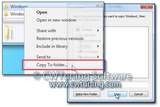 WinTuning 7: Optimize, boost, maintain and recovery Windows 7 - All-in-One Utility - Add «Copy To folder...» item