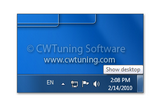 WinTuning 7: Optimize, boost, maintain and recovery Windows 7 - All-in-One Utility - Change desktop preview mouse hover delay (Aero Peek)