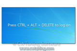 WinTuning 7: Optimize, boost, maintain and recovery Windows 7 - All-in-One Utility - Enable Ctrl + Alt + Delete Secure Logon