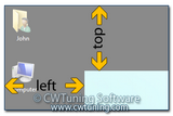 WinTuning 7: Optimize, boost, maintain and recovery Windows 7 - All-in-One Utility - Move wallpaper