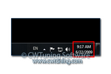 WinTuning 7: Optimize, boost, maintain and recovery Windows 7 - All-in-One Utility - Remove clock from the system notification area