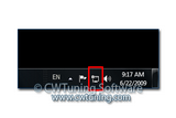 WinTuning 7: Optimize, boost, maintain and recovery Windows 7 - All-in-One Utility - Remove the networking icon