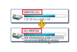 WinTuning 7: Optimize, boost, maintain and recovery Windows 7 - All-in-One Utility - Show computer drive letters before drive name