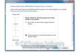 WinTuning 8: Optimize, boost, maintain and recovery Windows 8 - All-in-One Utility - Change User Account Control (UAC) settings