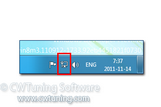 WinTuning 8: Optimize, boost, maintain and recovery Windows 8 - All-in-One Utility - Remove the networking icon