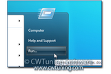 WinTuning 8: Optimize, boost, maintain and recovery Windows 8 - All-in-One Utility - Remove «Run» item