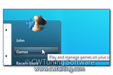 WinTuning 8: Optimize, boost, maintain and recovery Windows 8 - All-in-One Utility - Remove «Games» item